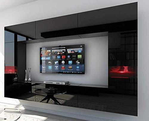 HomeDirectLTD Future 29, Conjunto de Muebles De Salón, Módulo Bajo ...