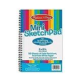 Melissa & Doug Mini-Sketch Pad (6'x9')