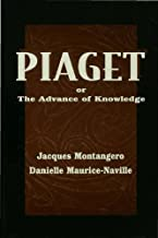 Piaget Or the Advance of Knowledge: An Overview and Glossary