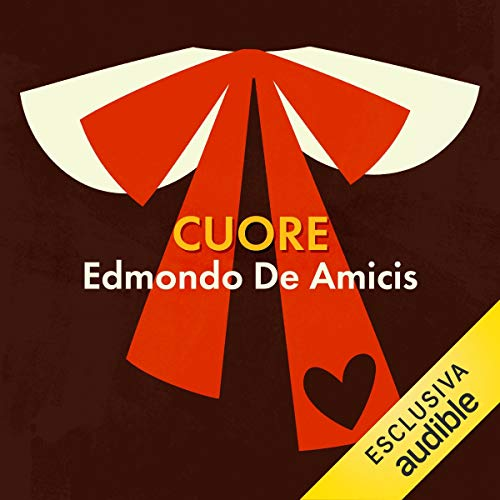 Cuore audiobook cover art