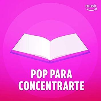 Pop para concentrarte