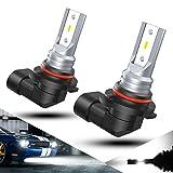 xenon driving lights - H10 9145 LED Fog Light Bulbs 2000 Lumens 6500K Xenon White 9140 9045 9155 9040 5730 Waterproof 12V 9145 9140 Led Fog Driving Light 2PCS
