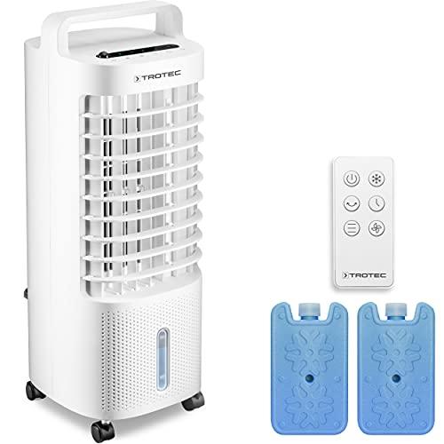 TROTEC Aircooler PAE 12 raffrescatore d'aria 3 in 1 ventilatore condizionatore d'aria mobile umidificatore raffrescamento evaporativo Filtro dell'aria