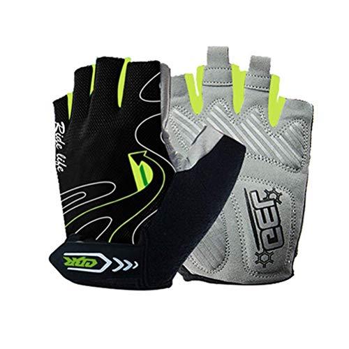 Sntsya Fietshandschoenen slijtvast waterdicht Anti Slip Bike Handschoenen Outdoor Fietshandschoenen voor Mountain Road Bike Mannen Vrouwen