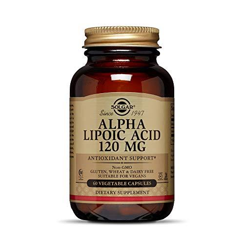 10 best alpha lipoic acid 600 mg solgar for 2021