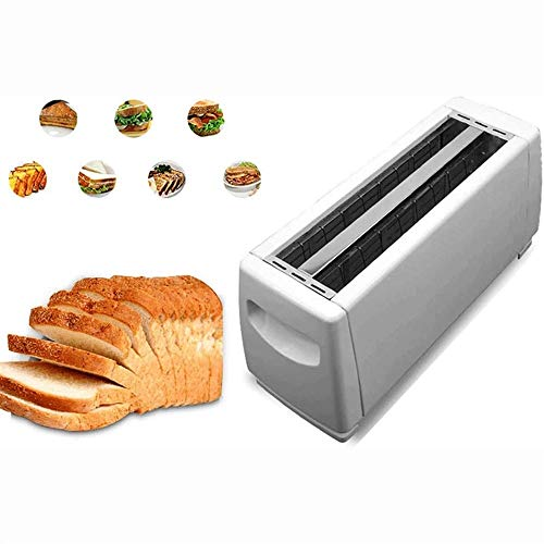 XYWCHK Toaster 2 Slice Toaster Evenly and Quickly with Wide Slots Removable Crumb Tray for Bread Waffles Slide-Out Crumb Tray