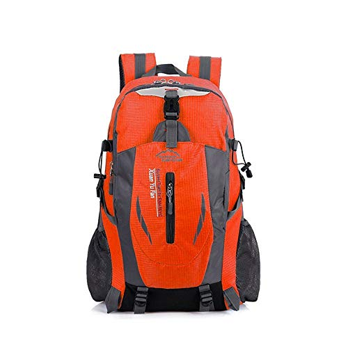 Mochila de senderismo Anano, actualización de 40 l, resistente al agua, mochila de trekking, montañismo, mochila para viajes, escalada, ciclismo, correr, camping, deportes al aire libre