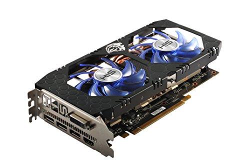 Grafikkarte AMD HIS RX 480iceqx2OC 8GB DVI/HDMI/3x DP DDR5[hs-480r8lcnr]