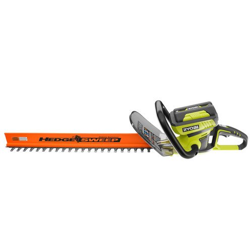 Factory-Reconditioned Ryobi ZRRY40610 40V Cordless Lithium-Ion 24-in Hedge Trimmer