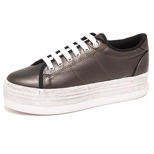 Jeffrey Campbell 9267O Sneaker Zeppa ZOMG Lea Scarpa Donna Shoe Woman [41]