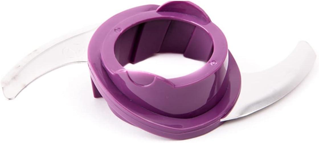 XINYE wuxinye Cuchilla de la licuadora Ajuste Adecuado para Philips HR7761 HR7762 HR7759 HR7763 Piezas de Repuesto de la licuadora Reemplazo de Cuchillo