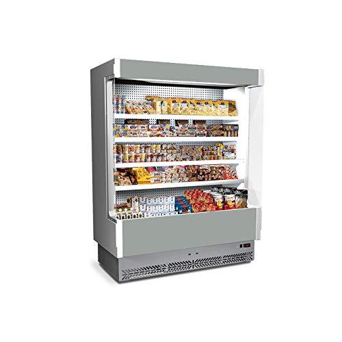 Vitrina refrigerada de pared abierta – Profundidad 600 mm – Virtus – R452A 1080 mm