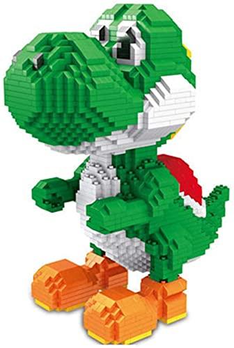 NXNX 2200 + PC Dinosaurier Modellbau Mini Blocks DIY Game Spielzeug Geschenke Für Erwachsene Kinder