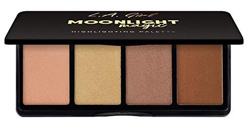 L.A. GIRL Fanatic Highlighting Palette - Moonlight Magic