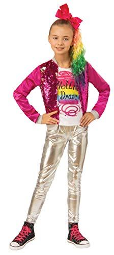 Rubie's JoJo Siwa Child's Hold The Drama Costume, Small