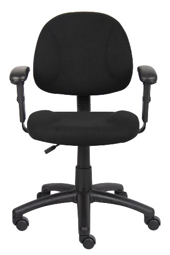 Boss Office Posture Deluxe Fabric Task Chair