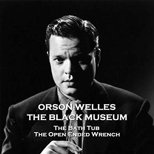 Couverture de The Black Museum - Volume 2