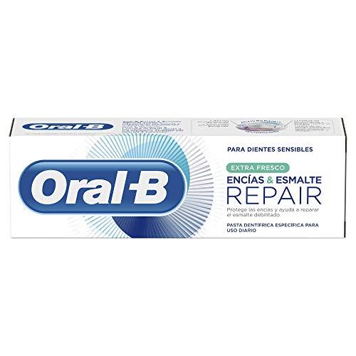 Oral-B Encías & Esmalte Repair Extra Fresco Pasta Dentífrica 75 ml
