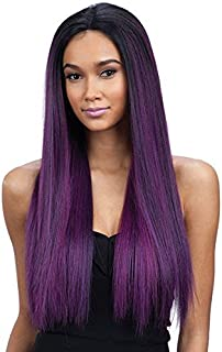 FreeTress Equal Synthetic Hair Lace Front Wig Premium Delux Evlyn (SOP DKPU)