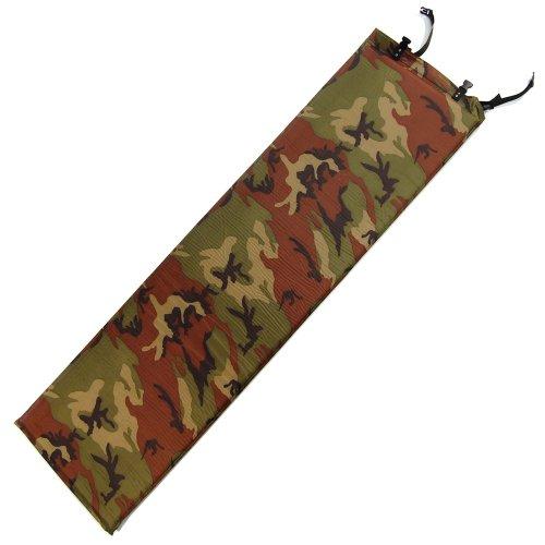 Miltec Fußmatte Woodland, 185 x 50 x 3 cm, Erwachsene, Unisex, Camo, Einheitsgröße