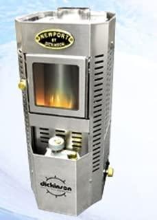 Dickinson Marine 00-NEW Newport Diesel Bulkhead Heater