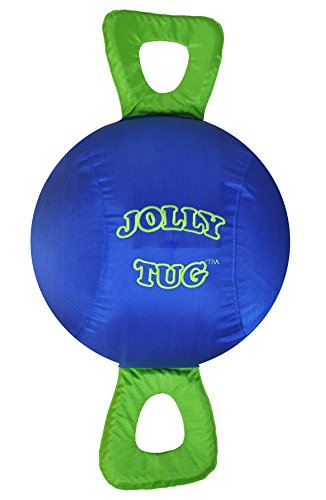 Horsemen 's Pride 35,6 cm paard Jolly Tug, blauw