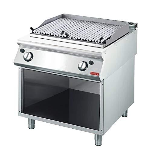 Grill pierre de lave gaz - Série 700 - Gastro M - 700