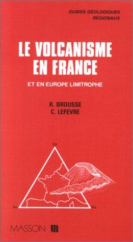 Le volcanisme en France