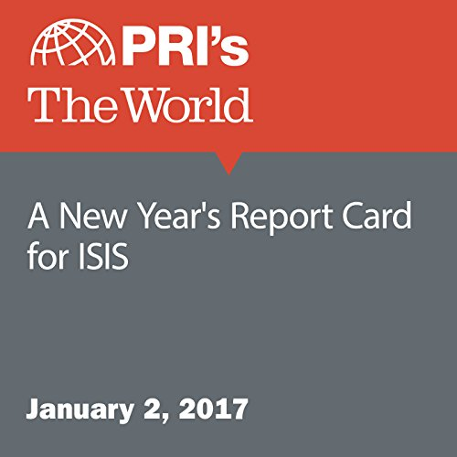 A New Year's Report Card for ISIS audiobook cover art