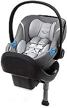 Cybex Aton M Infant Car Seat with SensorSafe, Manhattan Grey,Standard