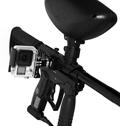 Trinity Weaver montaje adaptador para GoPro Cámaras Fits milsig M17pistola de...