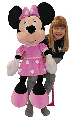 21 cm Disney Peluche At/ériau Softwool Minnie Mouse