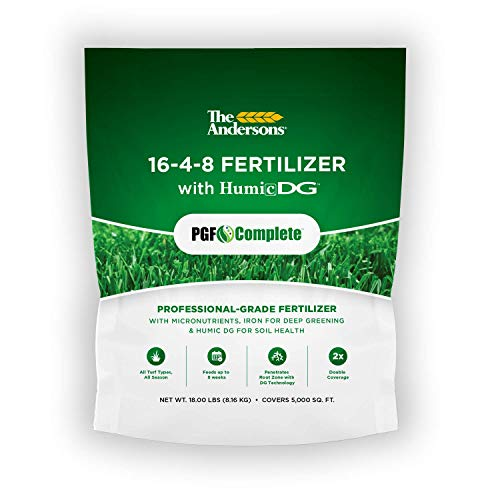 The Andersons Professional PGF Complete 16-4-8 Fertilizer with Humic DG 5,000 sq.ft.