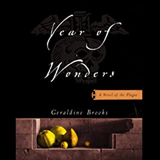 Year of Wonders audiobook cover art