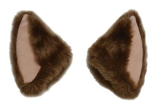 Animewild Necomimi Brainwave Brown Ears Cover