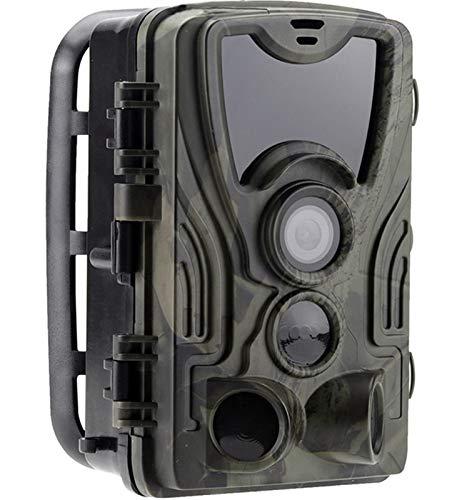 KTYX Cámara de Caza 20mp Cámara de Senderos Visión Nocturna 120 Grados 1080p HD Cámara de Sensor Camara Caza A Prueba de Bosques Agua de Vida Silvestre Trampas de Fotos Cámara
