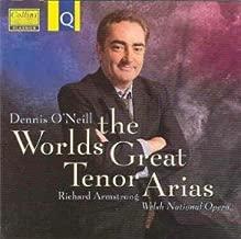 World's Great Tenor Arias