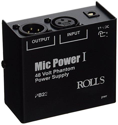 rolls Phantom Power Adapter (PB23)
