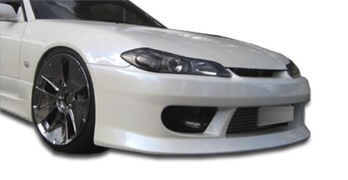 Extreme Dimensions Duraflex Replacement for 1989-1994 Nissan 240SX S13 Silvia S15 Conversion V-Speed Kit - 4 Piece