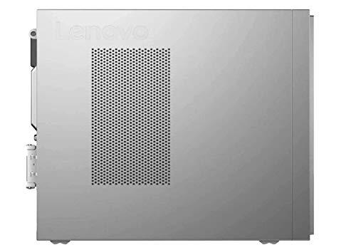 Lenovo IdeaCentre 3 Desktop, AMD Ryzen 5 3500U, 512 GB SSD, 8 GB RAM, DVD RW Brenner, Keyboard und USB-Maus, Mineral Grey