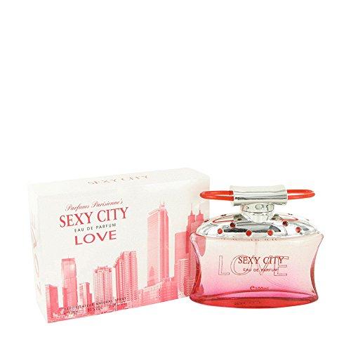 FragranceX Unknown Sexy City Love 3.3 oz Eau De Parfum Spray (New Packaging) For Women