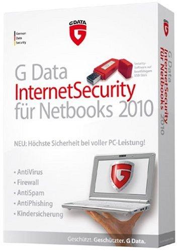 G Data InternetSecurity 2010 für Netbooks (auf USB-Stick)