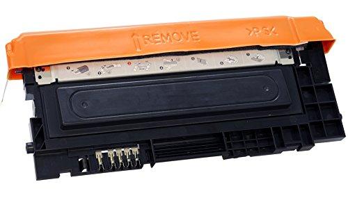 Yellow Yeti CLT-K404S NERO 1500 pagine Toner compatibile per Samsung Xpress SL-C430 C430W SL-C480 C480FN C480FW C480W