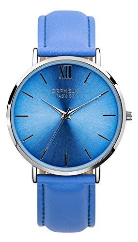 Orphelia Fashion Damen Analog Quartz Uhr Tender mit Leder Armband