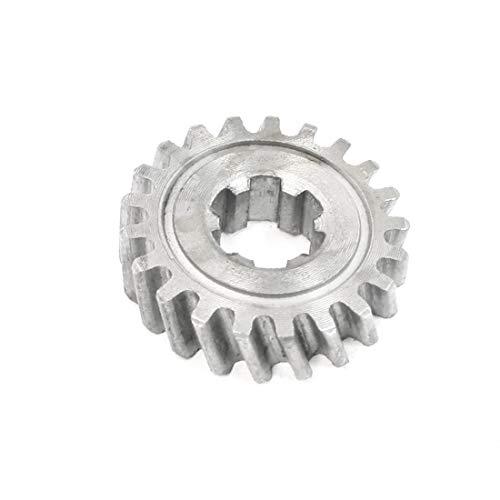 X-DREE Ersatzteil Stirnradgetriebe 21 Zähne für elektrische Schlagbohrmaschine for bosch 20(Parte sostitutiva dell\'ingranaggio elicoidale 21 denti per for bosch 20 Electric Impact Drill