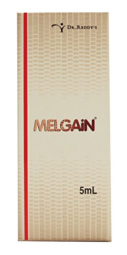Melgain Lotion for Vitiligo/white patches: Decapeptide : Stimulates Pigmentation 5ML