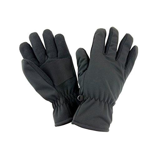 Result - Gants thermiques softshell - Adulte unisexe (L-XL) (Noir)
