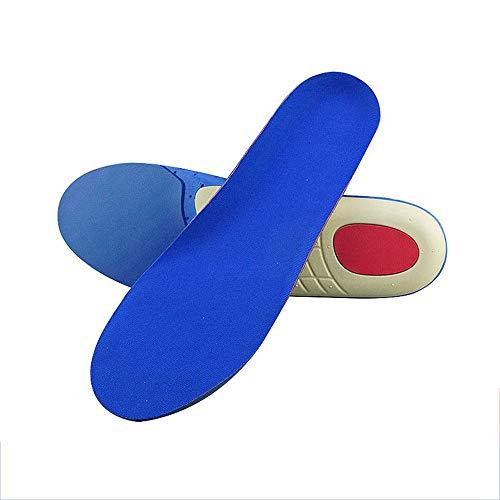Binnenzool Volwassen mannen en vrouwen ademend Flat Lining Comfort EVA non-slip ademende zweet Sneakers inlegzool geschikt for de sport kan worden gesneden voor hielpijn