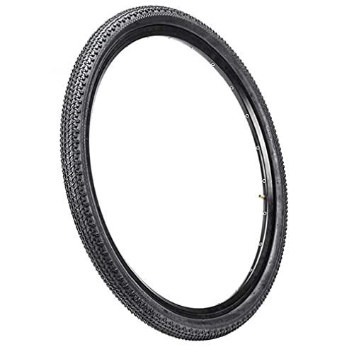 Los neumáticos para Bicicletas de montaña Bicicletas 26x1.95inch Solid neumáticos Antideslizante para montaña MTB del Camino del Fango de la Suciedad de la Bici Campo a través