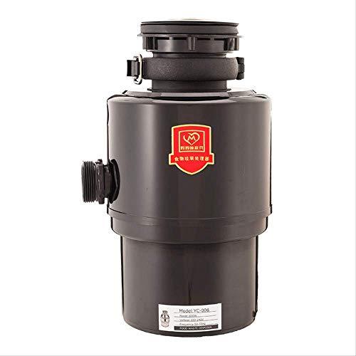 YHSM procesador de residuos de Cocina Totalmente automático sumidero procesador de residuos de Alimentos en el hogar trituradora de residuos de Comedor